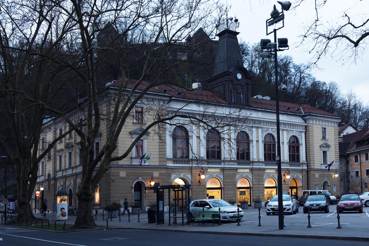 Lutkovno gledališče Ljubljana – INTERIER