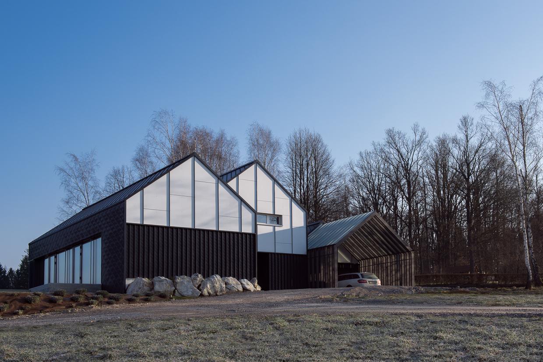 Hiša M – ARHITEKTURA