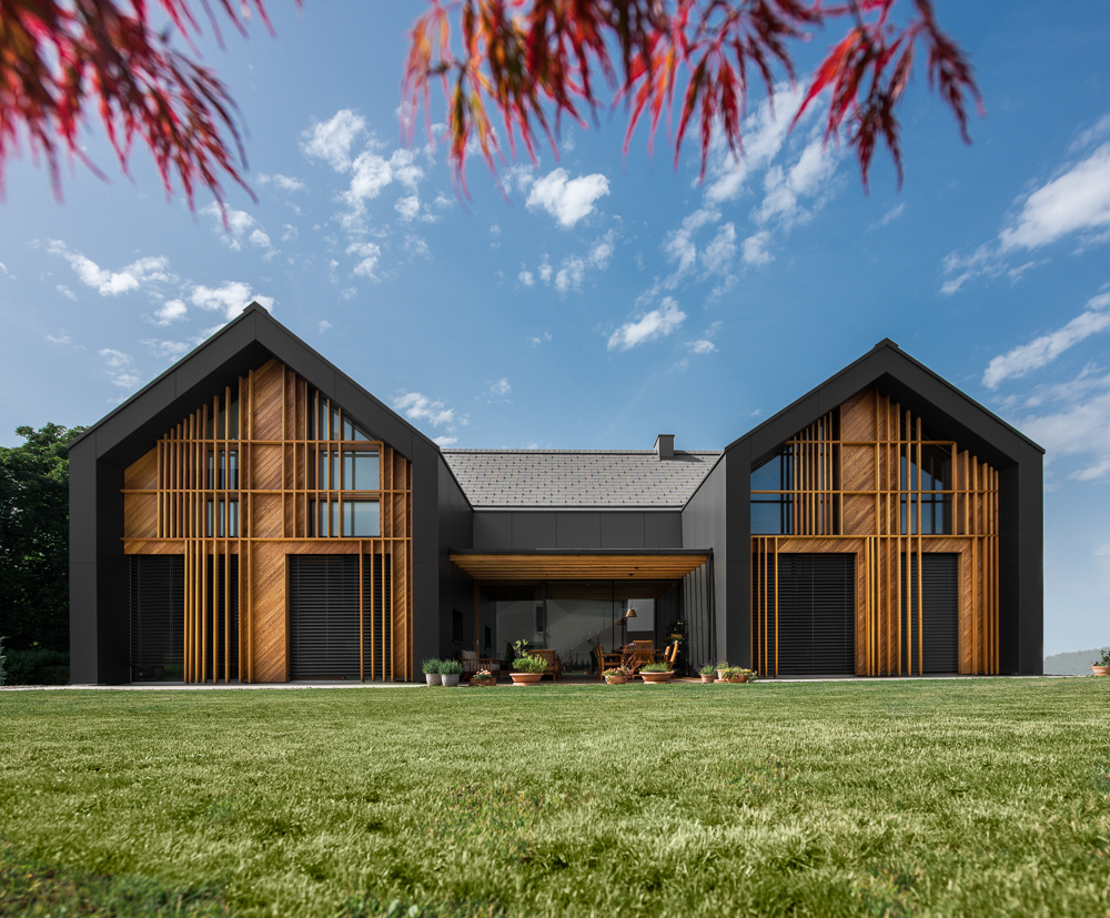 Hiša XL – ARHITEKTURA