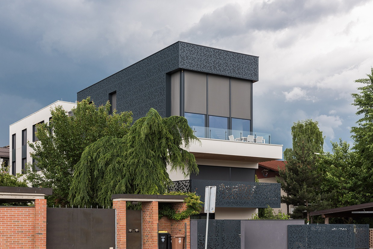 Gradaška – arhitektura